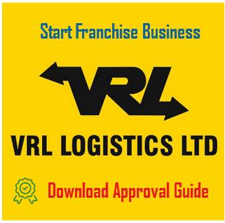 VRL Logistics Franchise Approval Guide