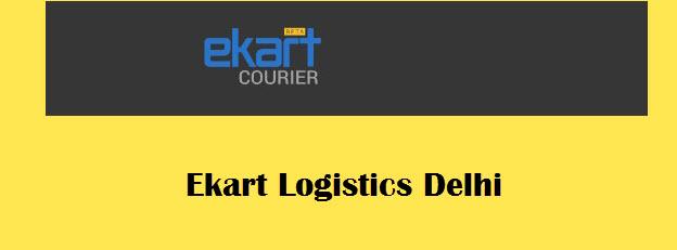 ekart logistics delhi