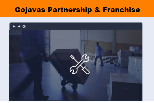 Gojavas Courier Franchise