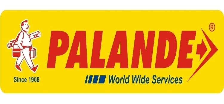 palande courier franchise