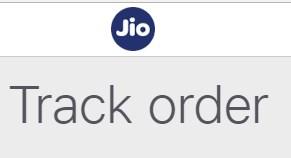 jio order track trace